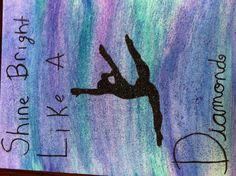 My dancer painting!