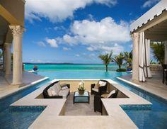 Sunken Living Rooms Can Change Your Home - http://www.amazinginteriordesign.com/sunken-living-rooms-can-change-your-home/