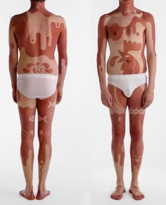 sunburn art :) funny :) tantheman.jpg (500×618)