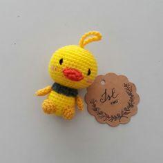 Amigurumi chick