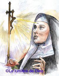 Santa Rita De Cascia, St Rita Of Cascia, Catholic Saints, Roman Catholic, Jesus Ressuscité, Oracion A Santa Rita, Sta Rita, St Charbel, Religion