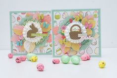 Crafty by AgnieszkaBe: Hey Little Magpie Simple Stories, Magpie, Happy Easter, I Card, Crafty, Creative, Projects, Blog, Spring