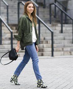 Maison Margiela boots and M2Malletier bag