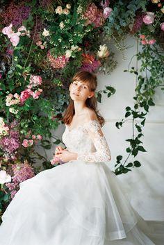 JF1120/ウエディングドレス/joyfuleli/ジョイフル恵利/ジョイフルエリ