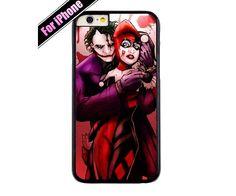 The Joker & Harley Quinn iPhone Cases Batman