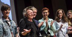 De Nederlandse auteur Connie Palmen heeft De Inktaap gewonnen. Dit is een literaire prijs verkozen door jongeren tussen 15 en 18 jaar. De jongeren verkozen het boek 'Jij zegt het' van Palmen uit tot het beste boek.