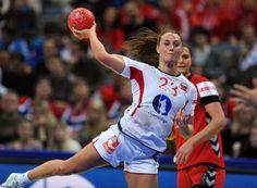 Camilla Herrem - Handball - Norway.