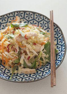Vietnamese Chicken Salad « Iron Chef Shellie