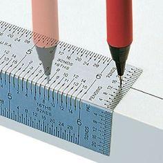 Super cool rulers
