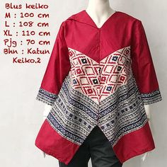 Whatsapp Text, Batik Kebaya, Blouse Batik, Batik Fashion, Kurti, Shirt Style, Fashion Dresses, My Style, Womens Fashion