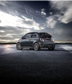 The Abarth 595c Competizione