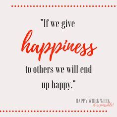 "The Morning Tea.... ""If we give happiness to others we will end up happy."" - Christian ​#quotes ​#inspirationalquotes #inspiration"