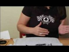 How to Silkscreen a T-Shirt : More on Silkscreening T-Shirts