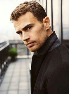 Theo James-actor/musician/philosopher-Ohhh & WOOF