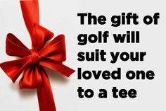 Stop looking for the perfect gift, we're on it! www.ladiesgolfclub.com