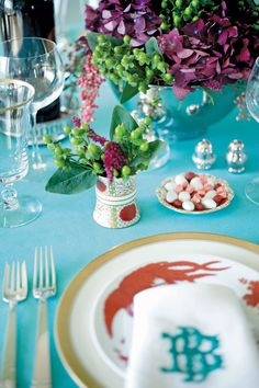 table color | photo by Erica George Dines