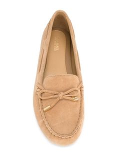 Shop Michael Michael Kors 'Daisy' loafers in Gallery from the world's best…