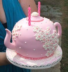 High tea cake.