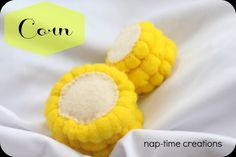 Felt Food Fiesta! - Nap-time Creations