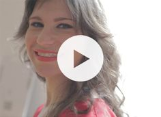 No heat curls! All you need is wet hair a stretchy headband and a few minutes. It even looks cute while its drying (think 20s). Video tutorial and written steps too!
