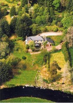 Isla view cottage perthshire scotland