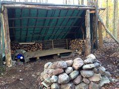 Shelter in the Adirondacks