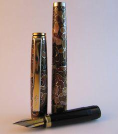 Stylo Plume MARKSMAN Flex Fountain Pen par FountainPenRebirth