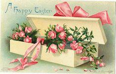 Rosas de Verônica: Lindas caixas com flores vintage