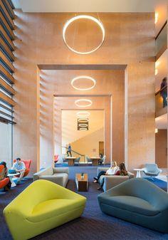 Stanford University, GSB Highland Hall | Steinberg & Legorreta | Archinect