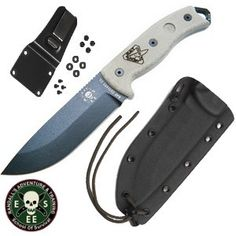 ESEE-5 P Survival Knives