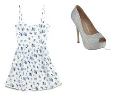 """""""summer"""" by alexielee on Polyvore featuring Forever 21"""
