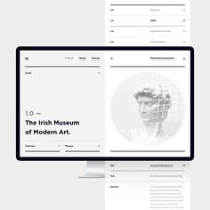 Mobile Design & Web Design Inspiration for ABDZ new design Minimal Web Design, Interaktives Design, Best Web Design, Page Design, Graphic Design, Website Design Layout, Web Layout, Layout Design, Webdesign Layouts