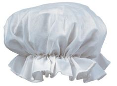 Pioneer sleeping bonnet pattern and instructions.