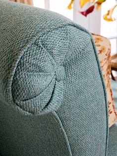 See how you can easily transform a piece of furniture with these simple upholstery techniques. This guide will walk you through how to update your furniture to create a new and improved look. Try this DIY idea that is easy and budget-friendly.