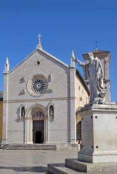 Basilica di San Benedetto - Norcia