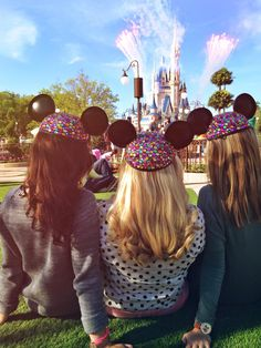 jewel hats & pixie dust