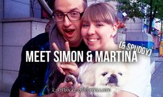 Kpop Bucket List: Meet Simon and Martina and Spudgy (and Meemerrrs). That would be so awesome!
