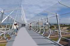 A/N Blog . Cleveland delays $25 million lakefront bridge for pedestrians and bicyclists