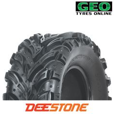 Australia's best range online for quality ATV Quad Bike tyres. From the outback farm rider to the off road competitor, GEO Tyres Online has something for every ATV enthusiast. Besides being available in a wide variety, Kenda and Deestone ATV products are known for their great performance and reliability at a reasonable price.