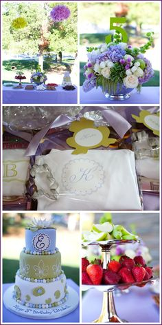 Half Baked – The Cake Blog » Real Party: Princess & The Frog