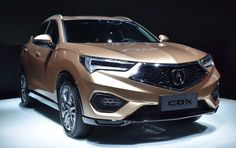 2017 Acura CDX Hot Car Concept Rumors