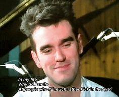 The 18 Most Uplifting Morrissey Lyrics