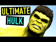 GTA 5 Mods Hulk VS Train