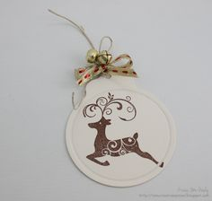 In My Creative Opinion: Tags 25 Days Of Christmas, Christmas Tag, Christmas Crafts, Christmas Ornaments, Christmas Ideas, Xmas, Holiday Gift Tags, Christmas Gift Wrapping, Creative Cards