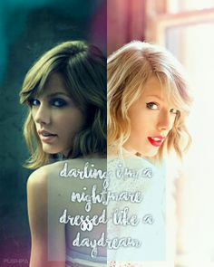 Taylor Swift Blank Space - Lyric Edit By Pushpa ♡