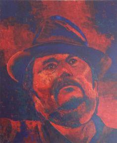 Modern Schilderij Holland zingt Hazes 50x60x3