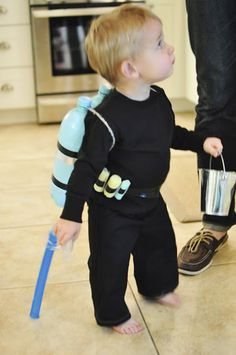 Scuba diver costume tutorial for adults and kids | I Made That ...