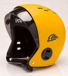 Gath Retractable Visor Helmet - on my wish list.