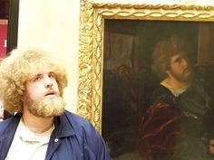 20+ Incredible Times People Found Their Doppelgängers In Museums