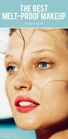 The BEST Melt-Proof Makeup for Summer